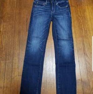 Junior Size 2, American Eagle Jeans